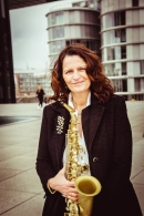 Cornelia Hornemann - Saxophon