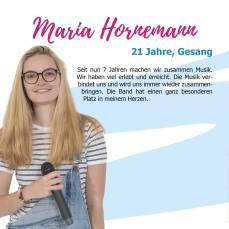 Maria - Gründungsmitglied