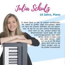 Julia - dabei seit 2014