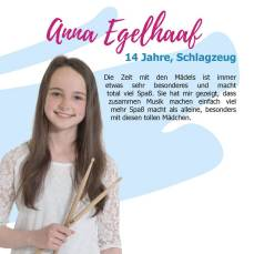 Anna - dabei seit 2014