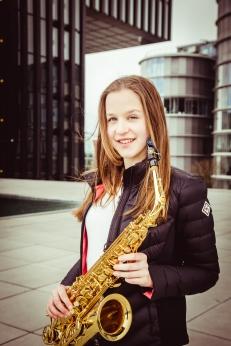 Malou - Saxophon