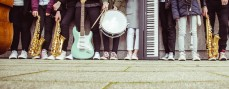 Musikalische Stepps